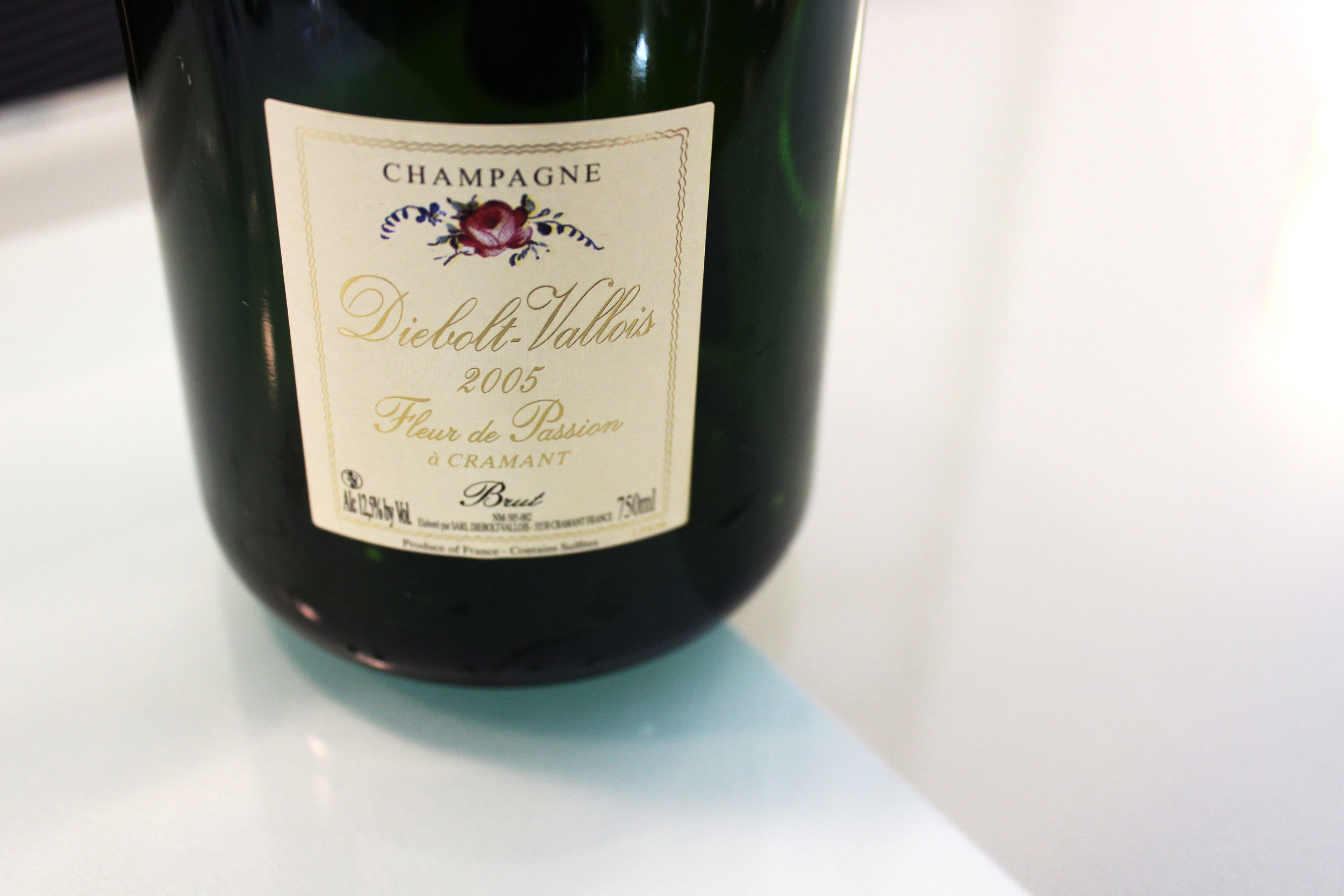 oxidative champagne