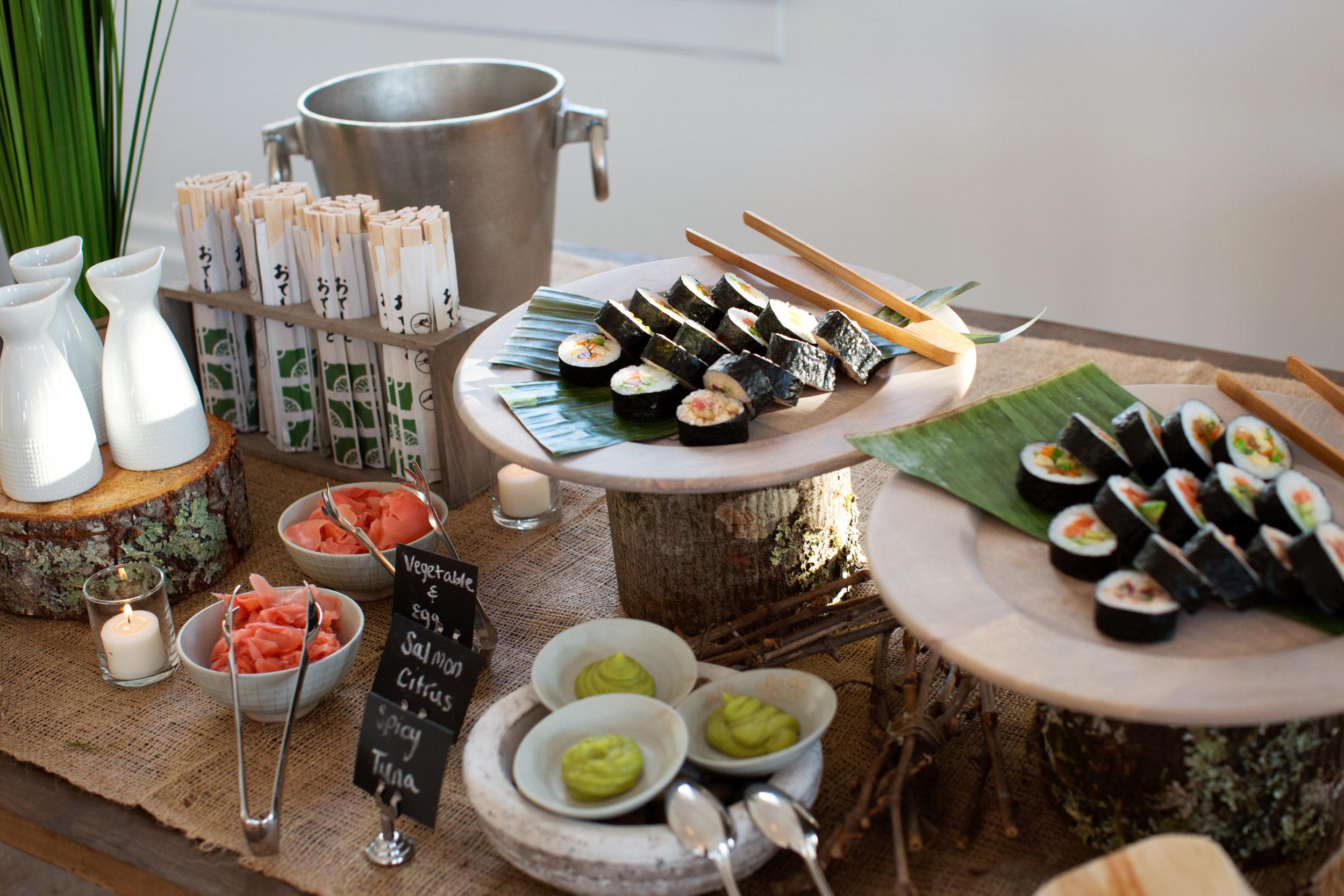 sushi wine pairing