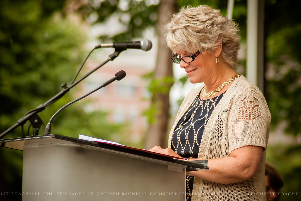 Mary Neimeyer, Past President, Minnesota Military Family Tribute