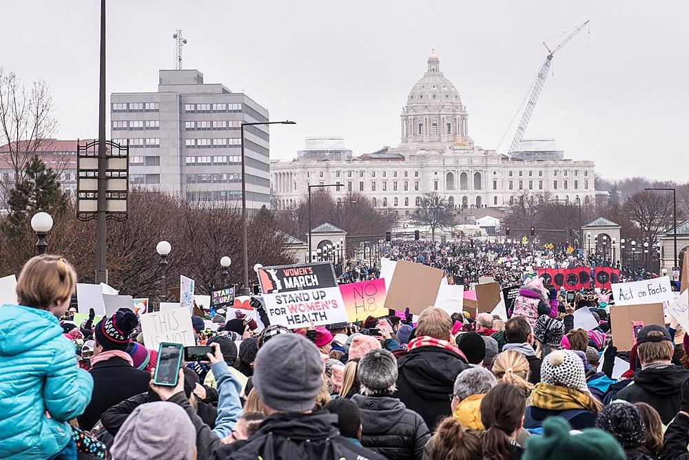 Women's March - Minnesota
