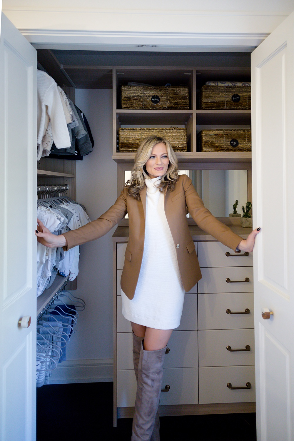CALIFORNIA CLOSETS | TAMARA WATERSTON