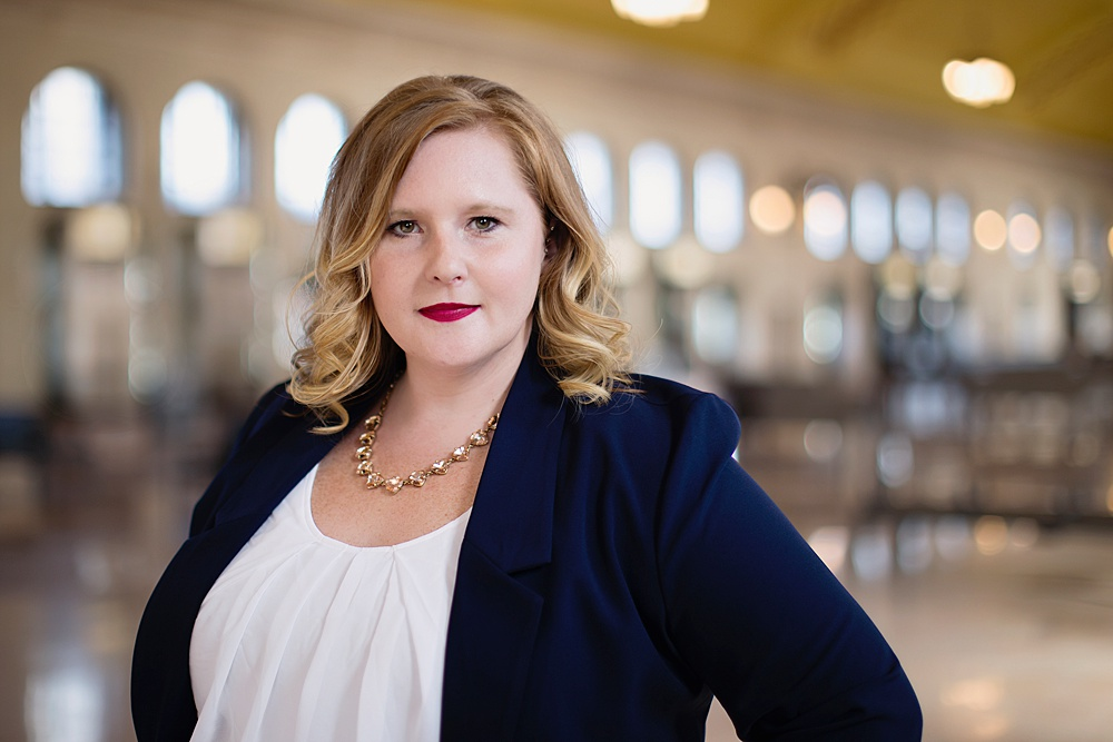POLITICAL CANDIDATE ALICIA DONAHUE