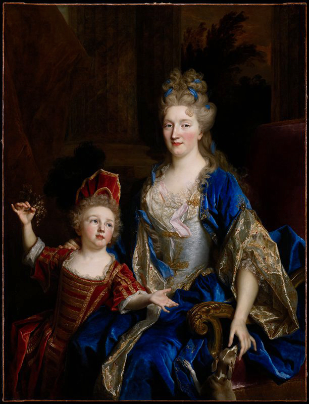 Portrait of Catherine Coustard- 1700 by Nicolas de Largillière.jpg