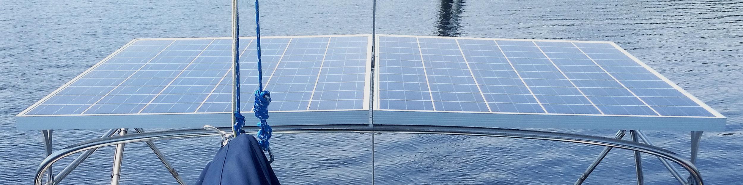 Sailing Uma— ELECTRO-BEKE