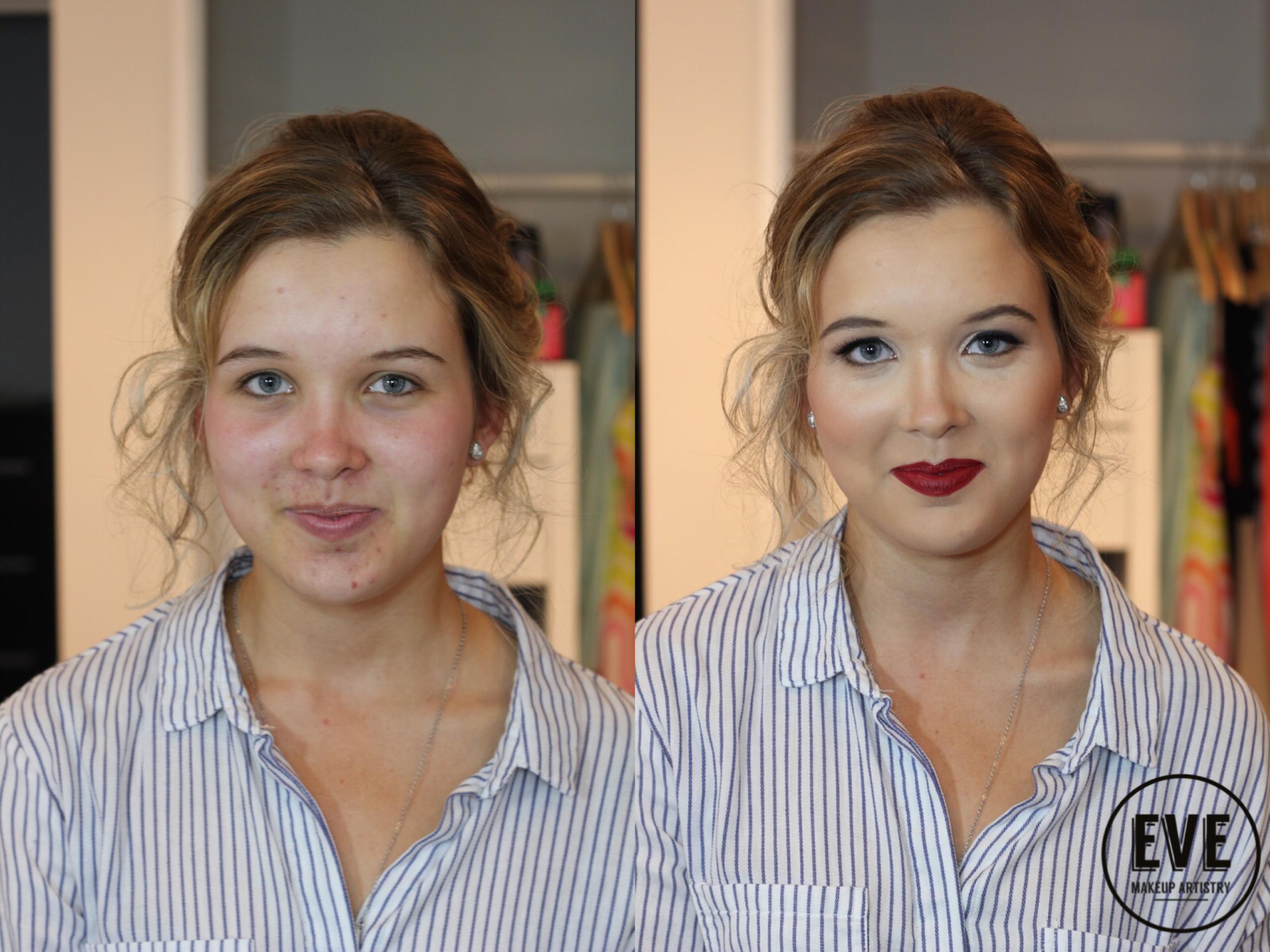 Queenstown-School-Ball-Makeup