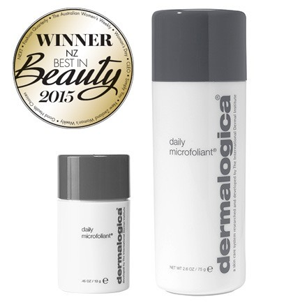 I would recommend the  Dermalogica daily microfoliant