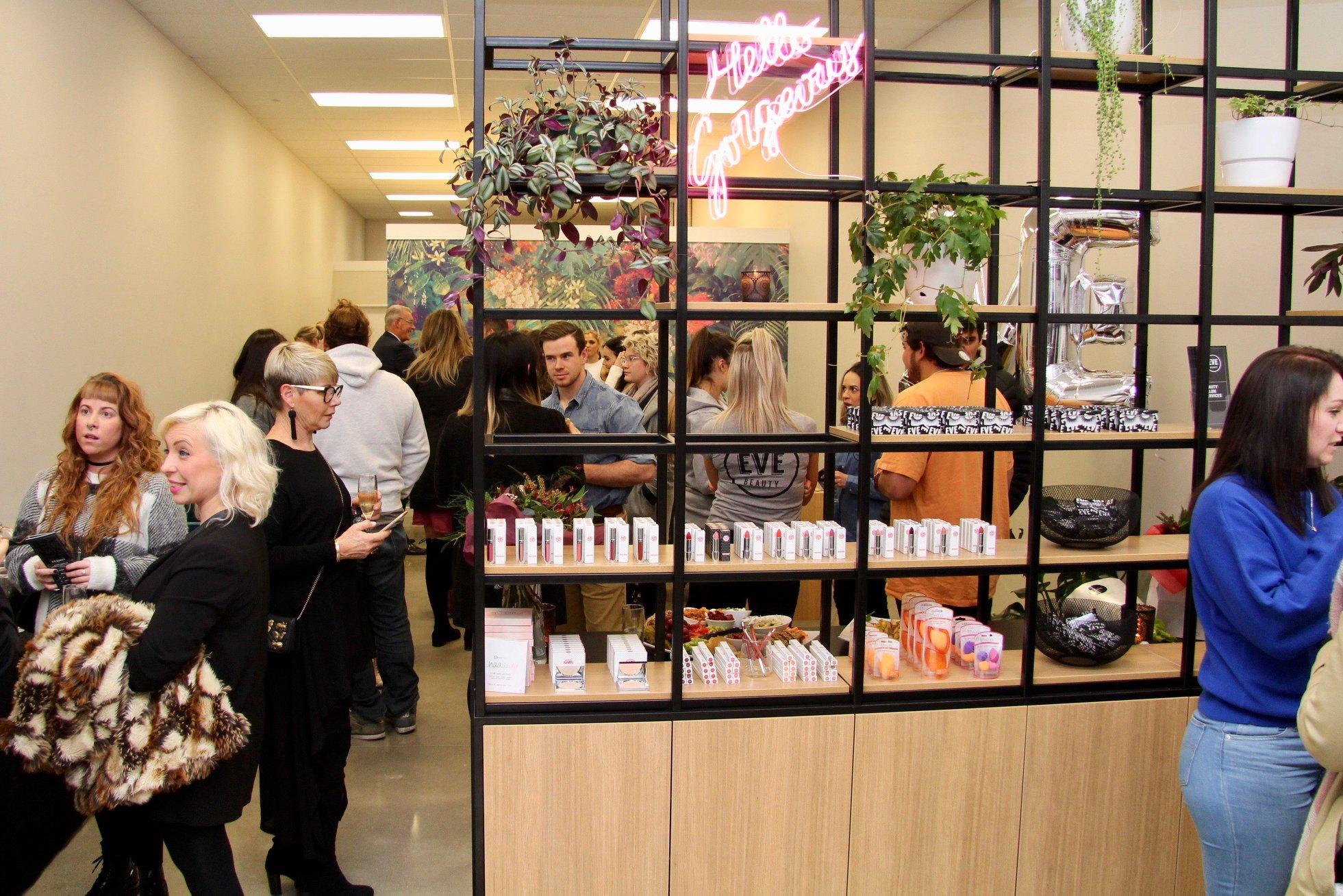 eve beauty salon queenstown