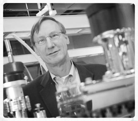Professor Steve Forrest, University of Michigan