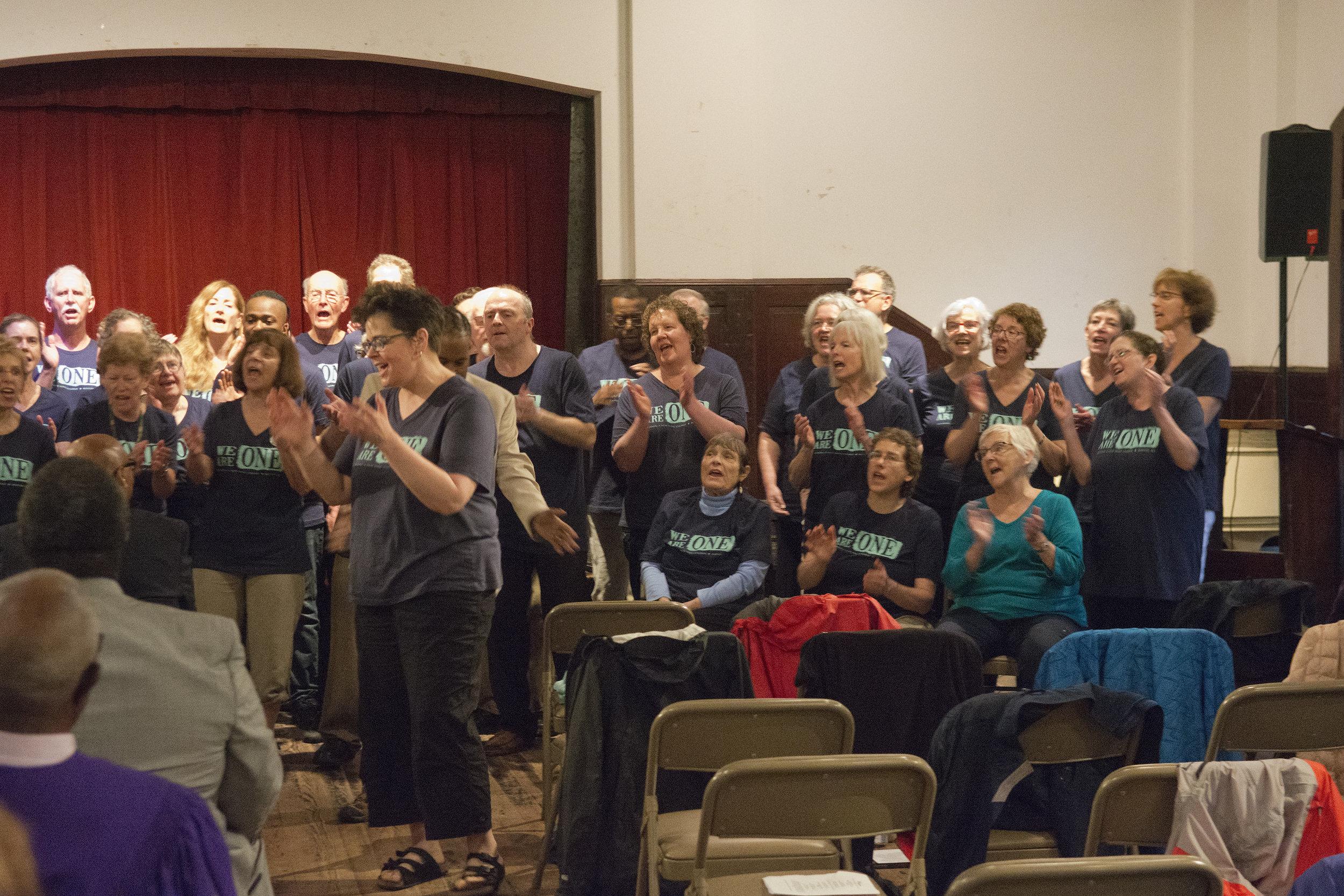 JB Gullah Monthly Community Sing