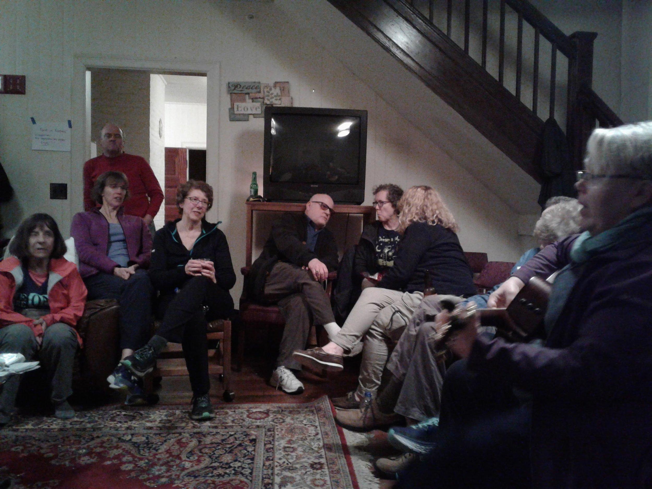 CC Evening gathering