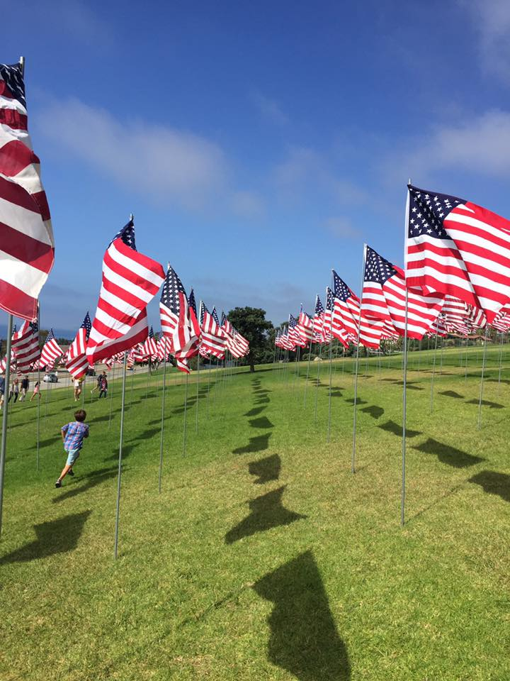 Pepperdine University 9/11 Memorial - Malibu, CA