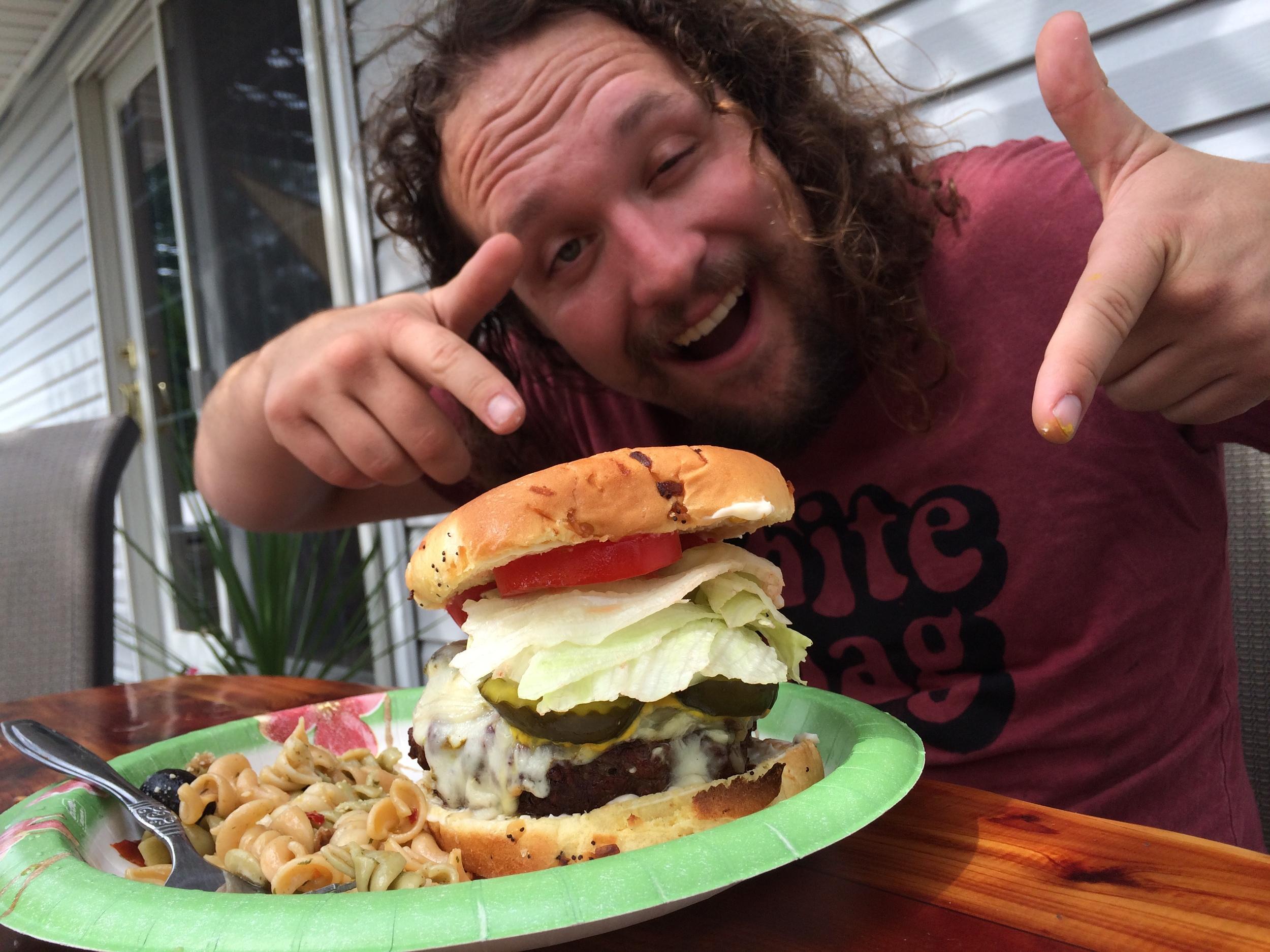 Big-Ass Burger