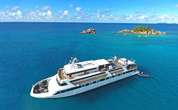 Seychelles Cruise.