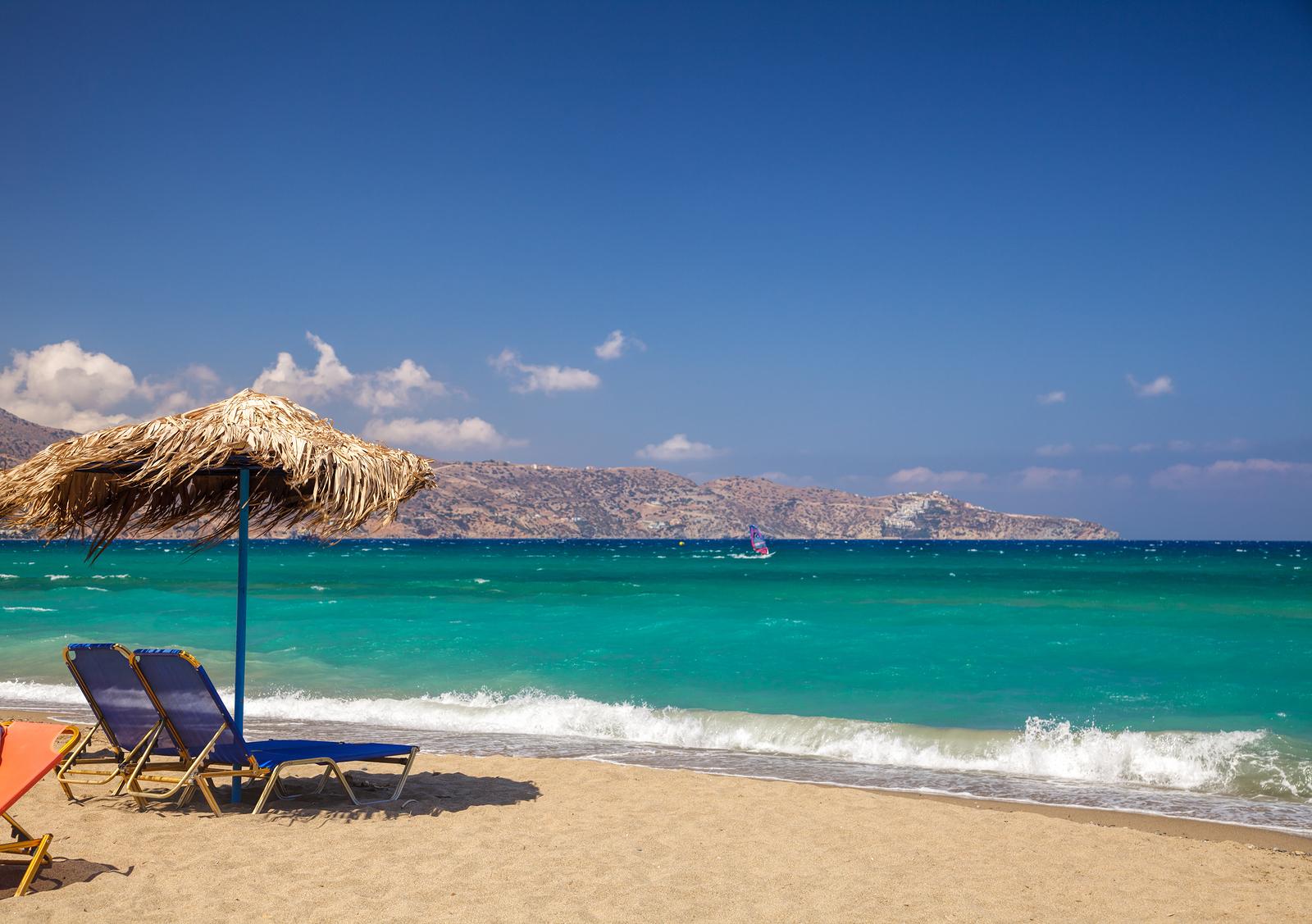 Heraklion Beach