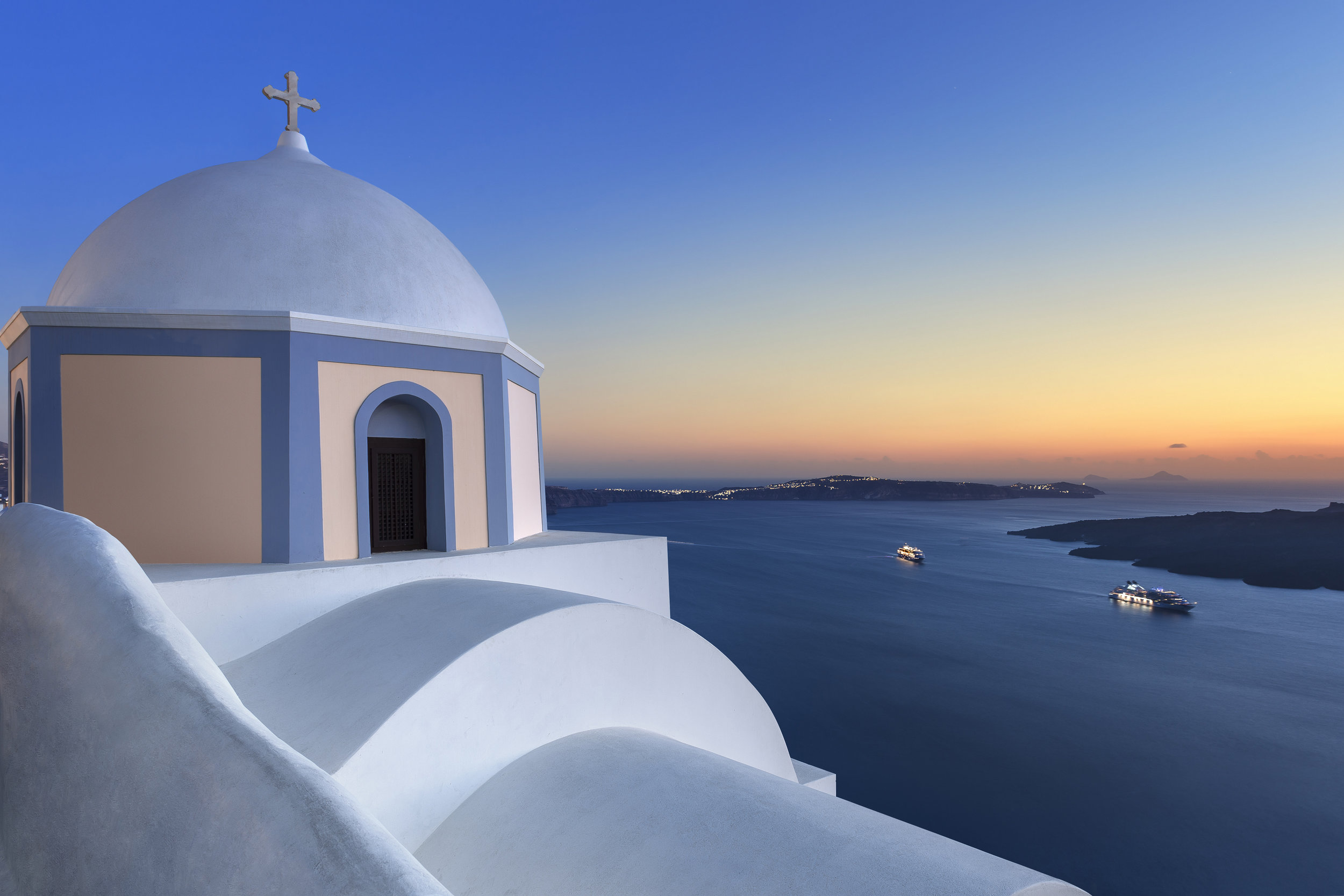 Santorini Sunset (Astarte Suites)