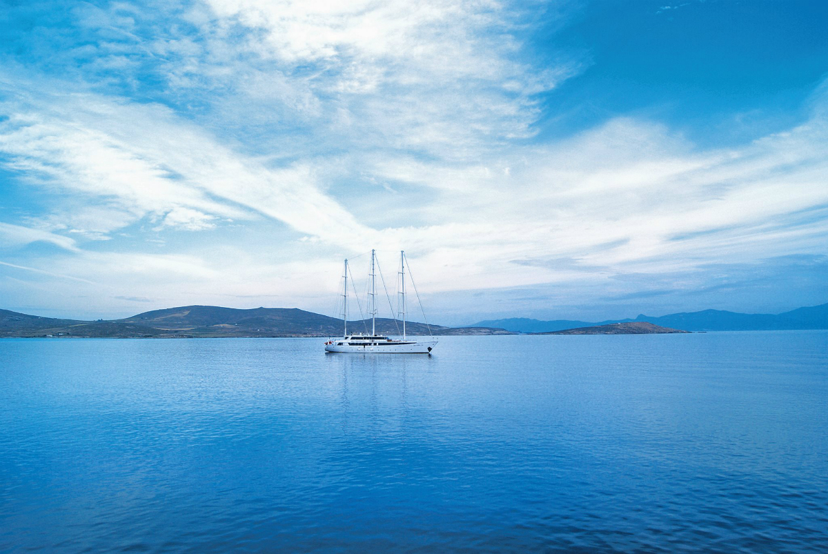 Sailing the Greek Islands with Variety Cruises