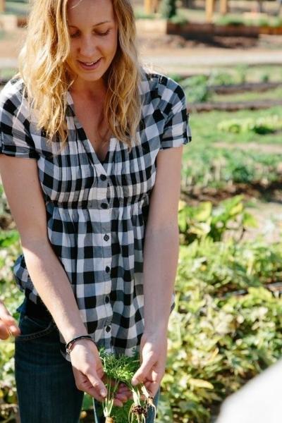 Cecelia Stevens – Culinary Farm Manager