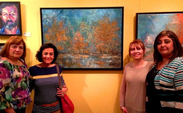 Towns Burr Gallery Exhibit