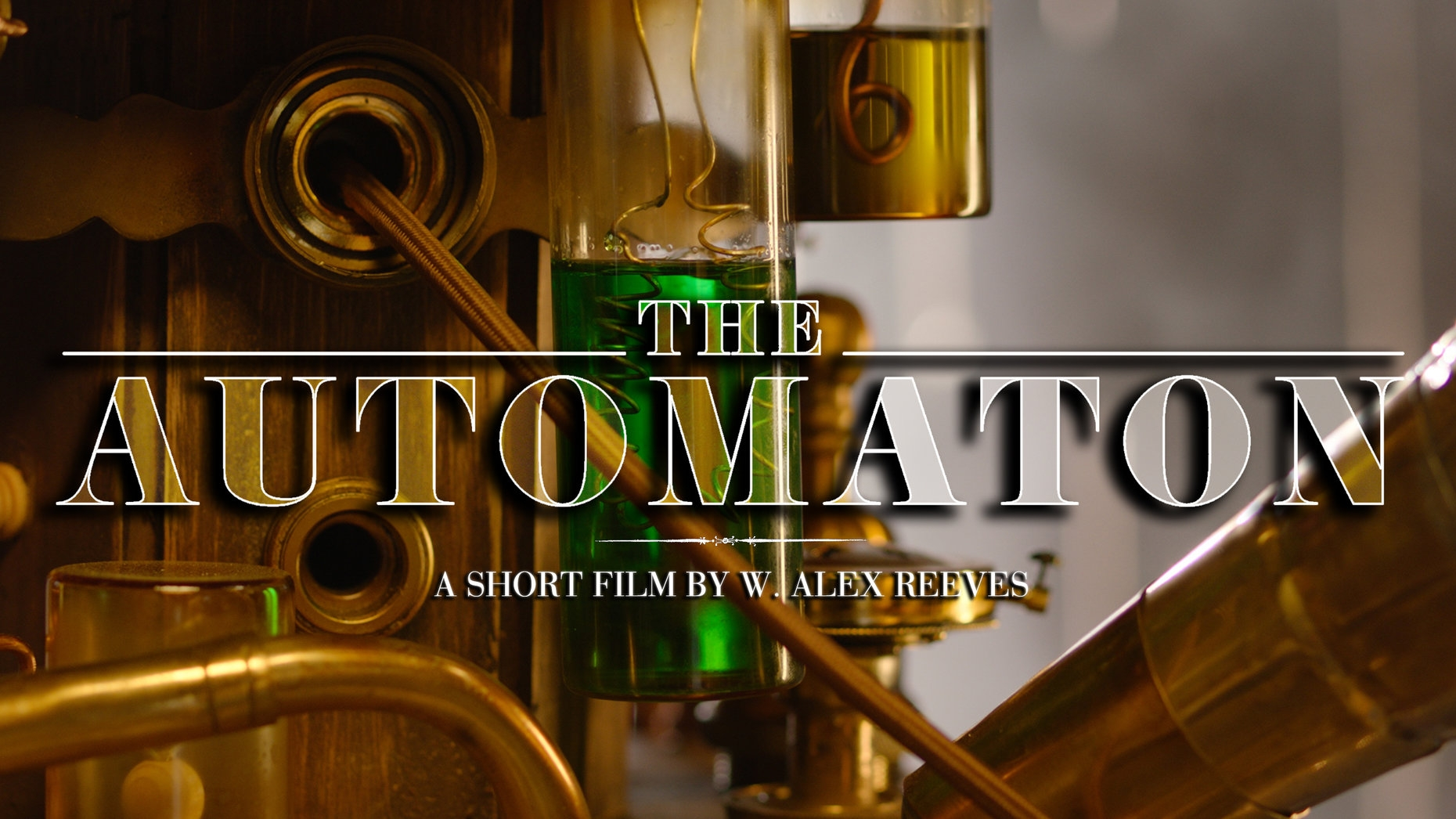 THE AUTOMATON   In 1897, while tending to her ailing mother, a young widow returns to the family farm to discover her late husband's attempt to create a primitive AI and develops a strange and profound bound with it.   This project is post-production, with a planned festival run in early 2019.
