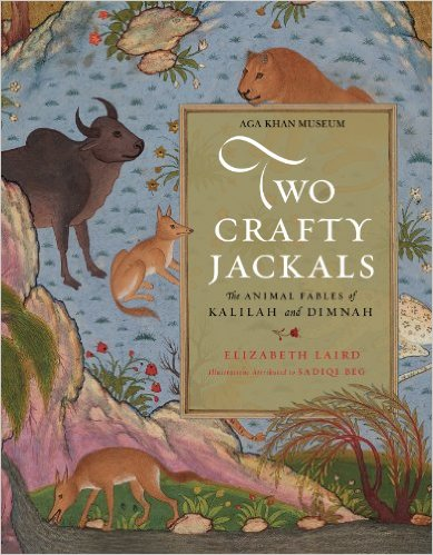 Two Crafty Jackals, tales of Kalilah and Dimnah
