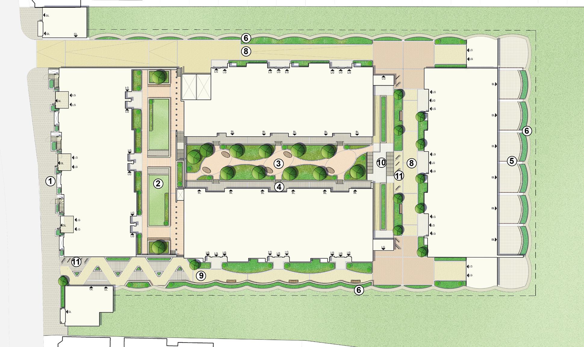 Landscape Masterplan