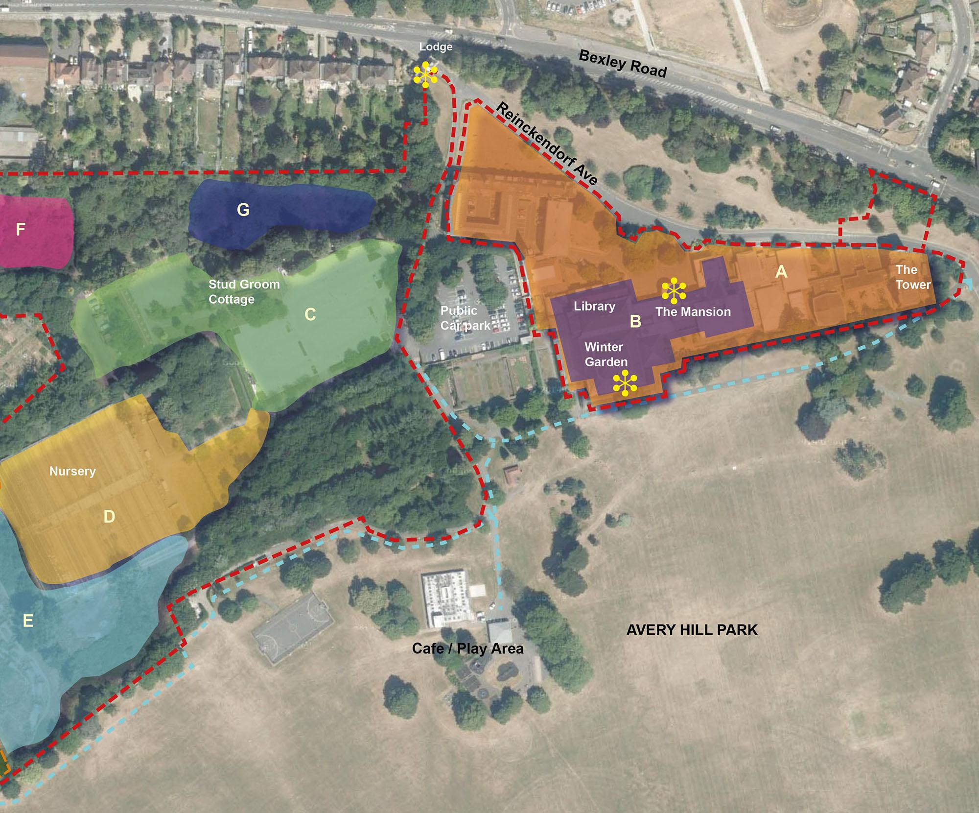 Landscape and Visual Appraisal - Potential Development Zones