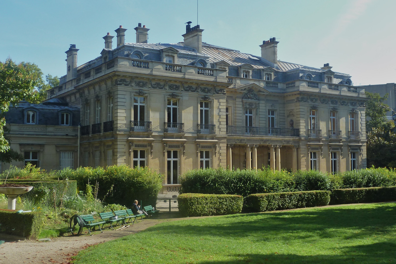 Hôtel Salomon de Rothschild fotograferet i 2016 af Wowo2008, commons.wikimedia.org, 52324473.