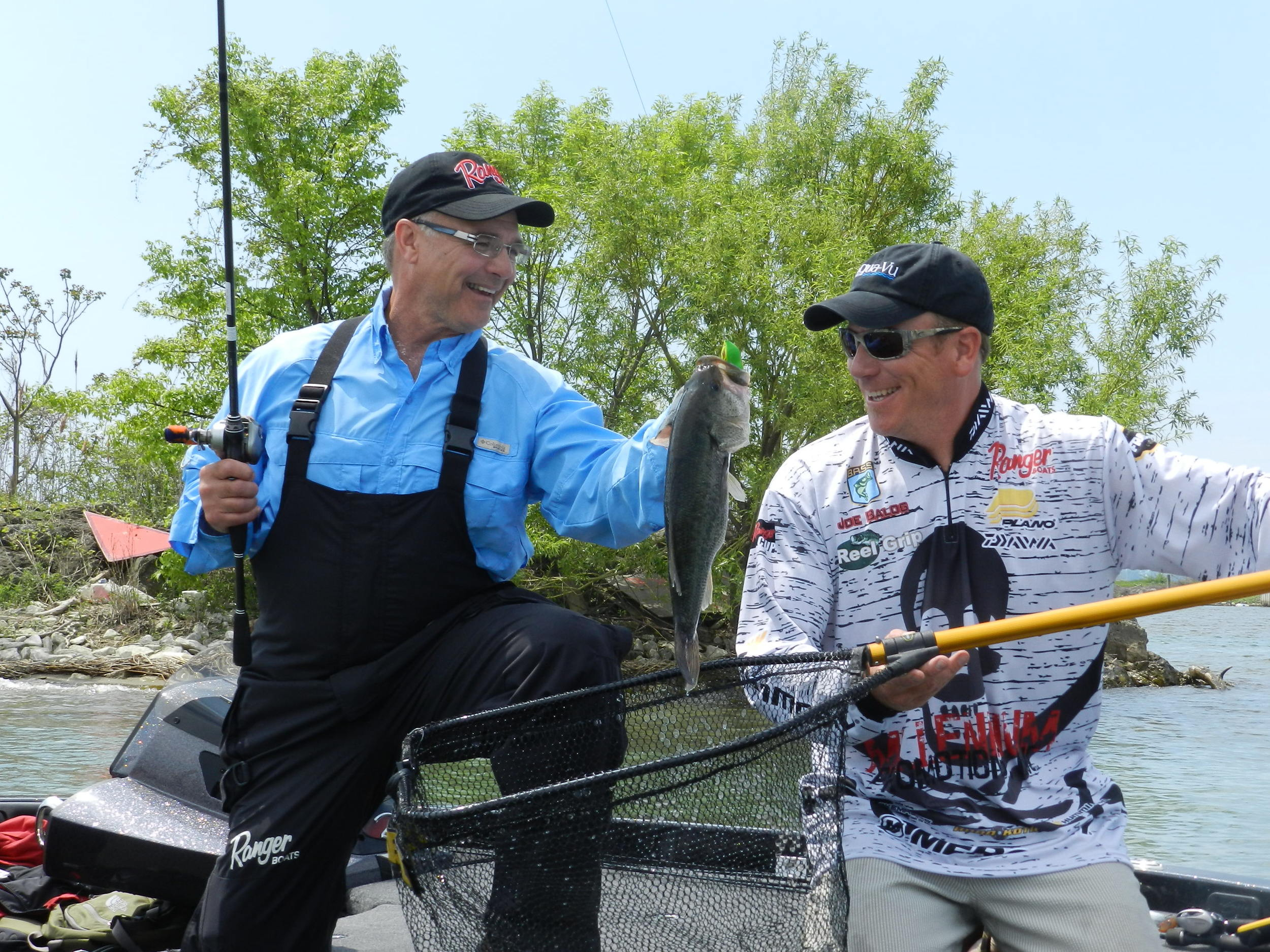 A day on the water with outdoor writer Mike Pehanich