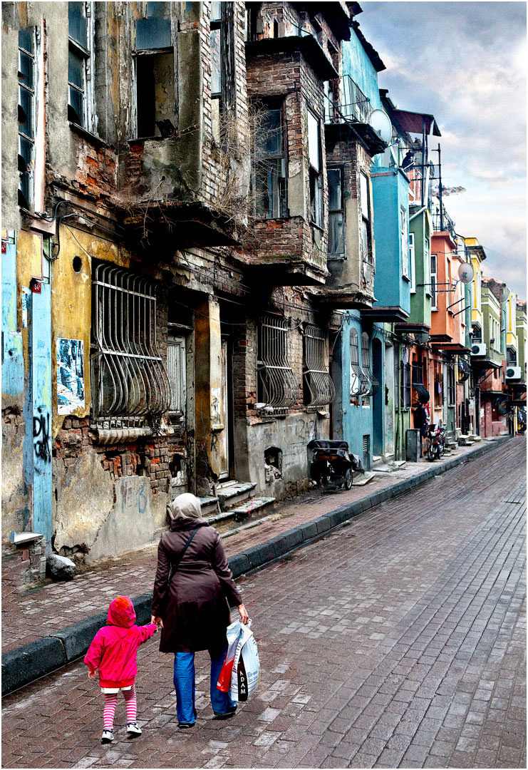 Stroll through old Istanbul