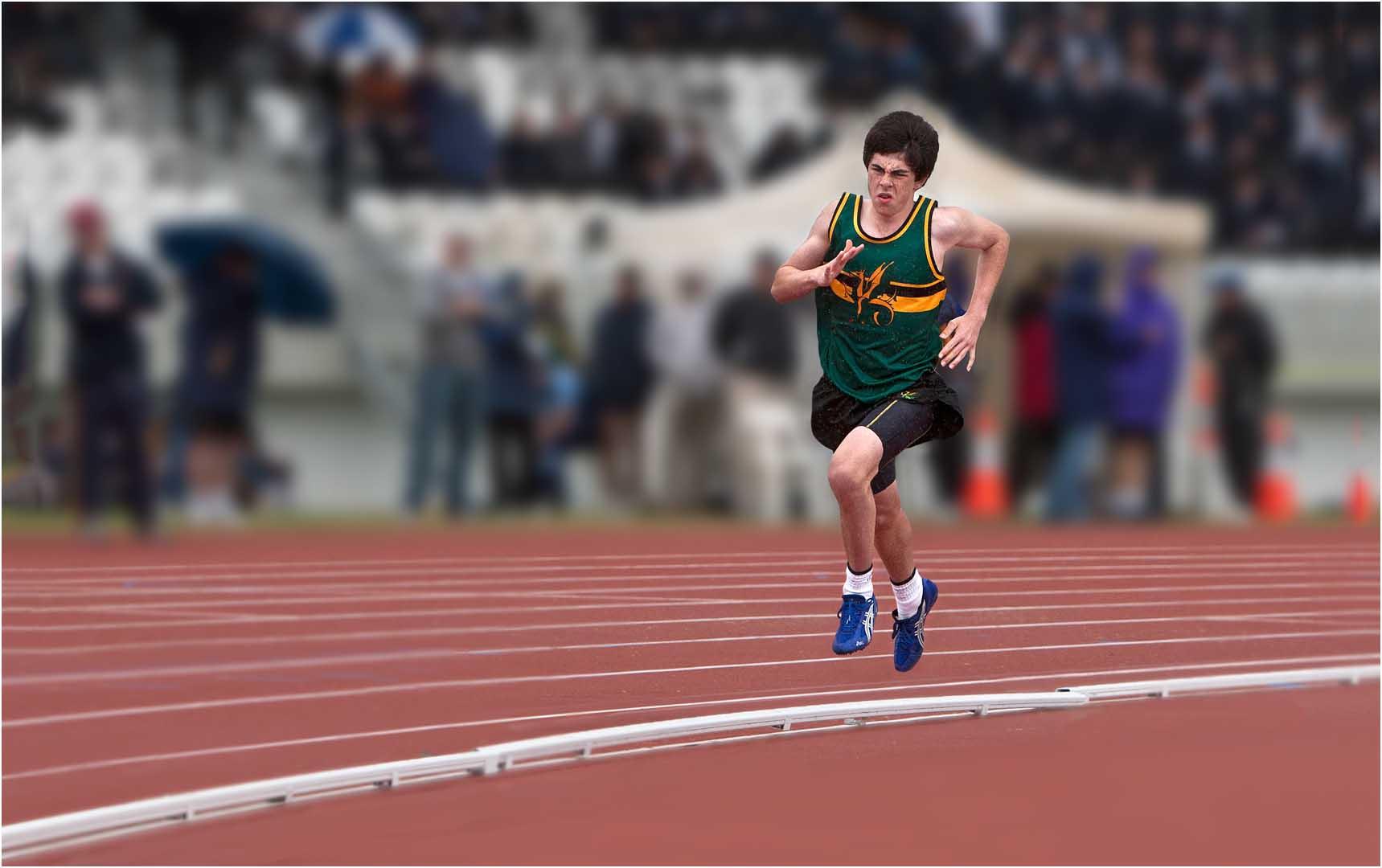 The Athletics Champ