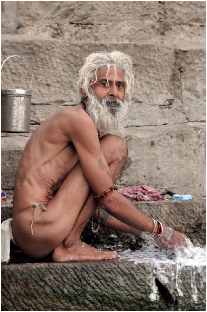 Baba at Dawn