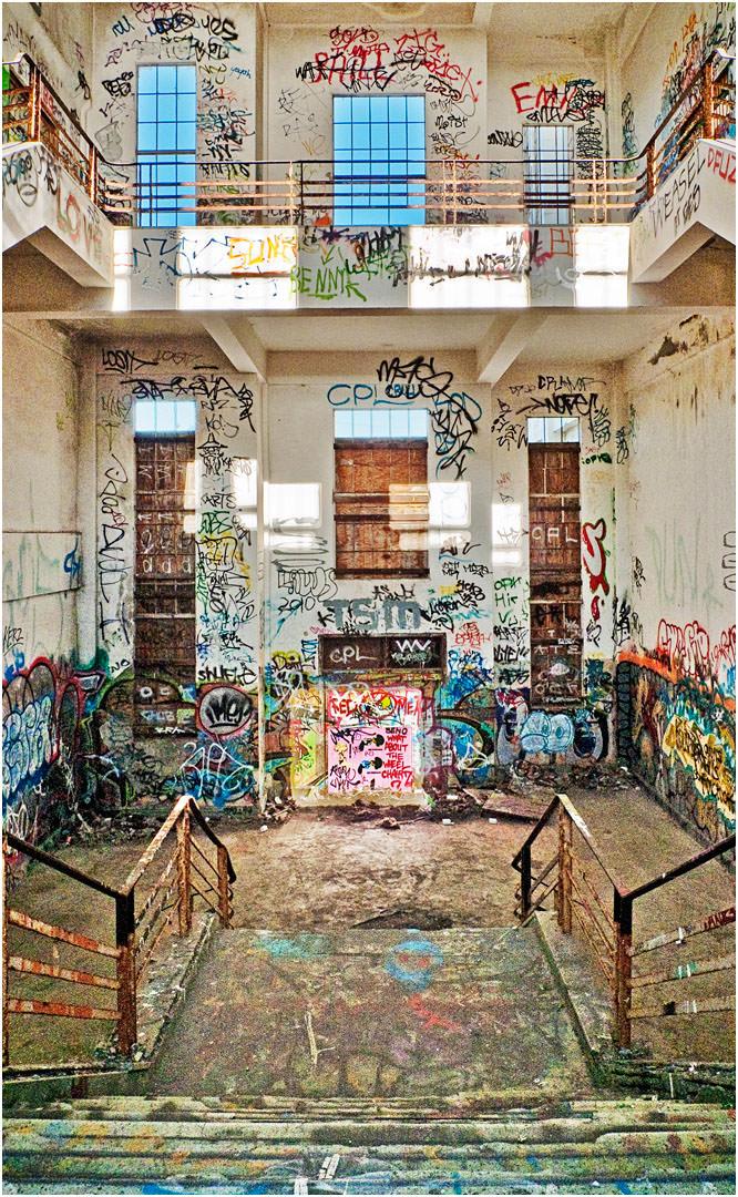 Church of Graffiti