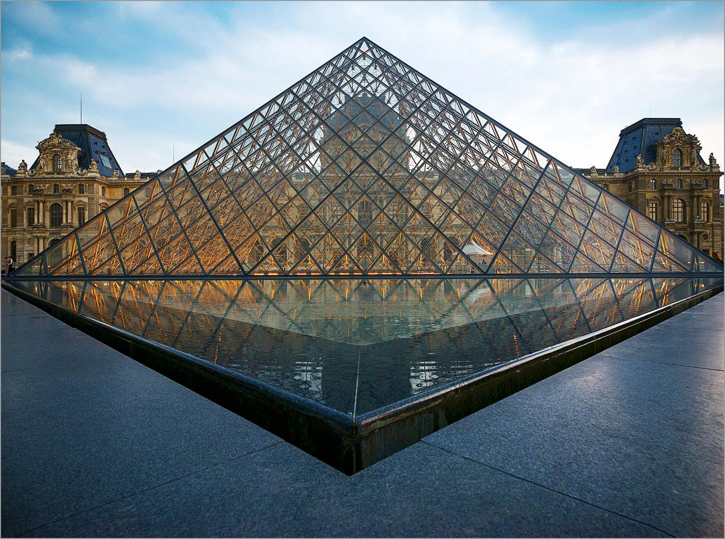 Romantic Louvre