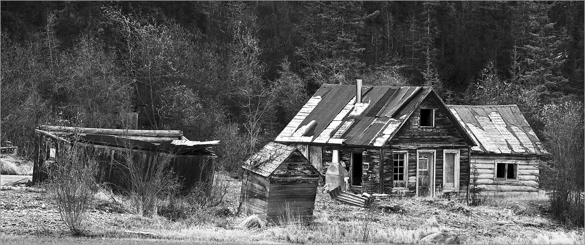 Abandoned Farm Yukon