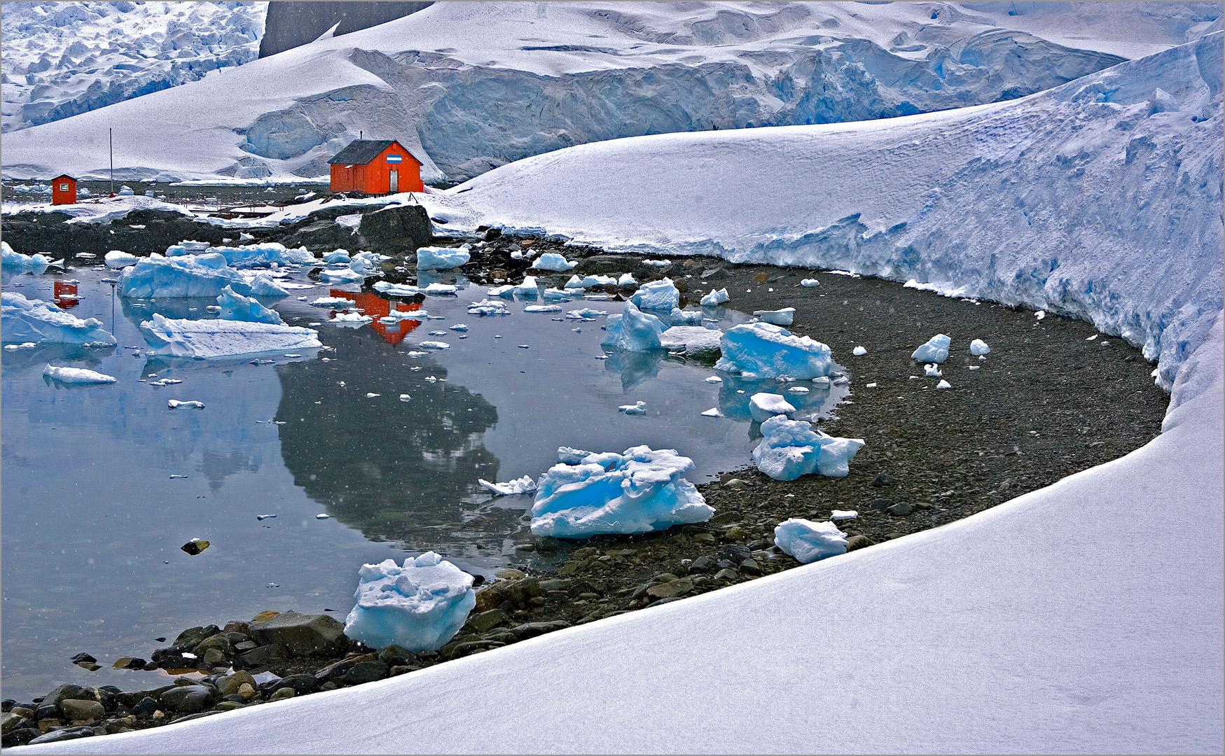 Weather Station Antarctica