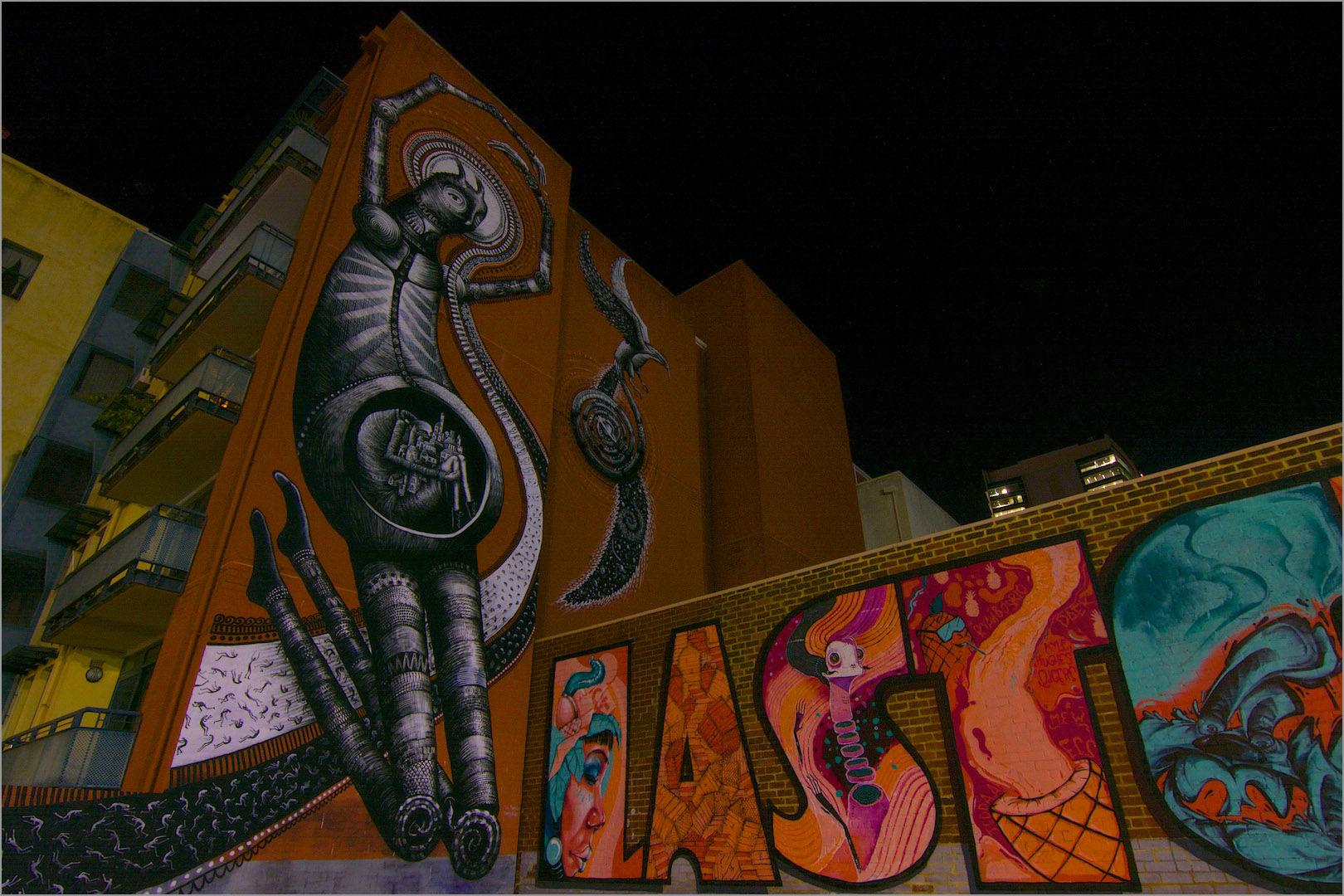 Creation Myth Perth City