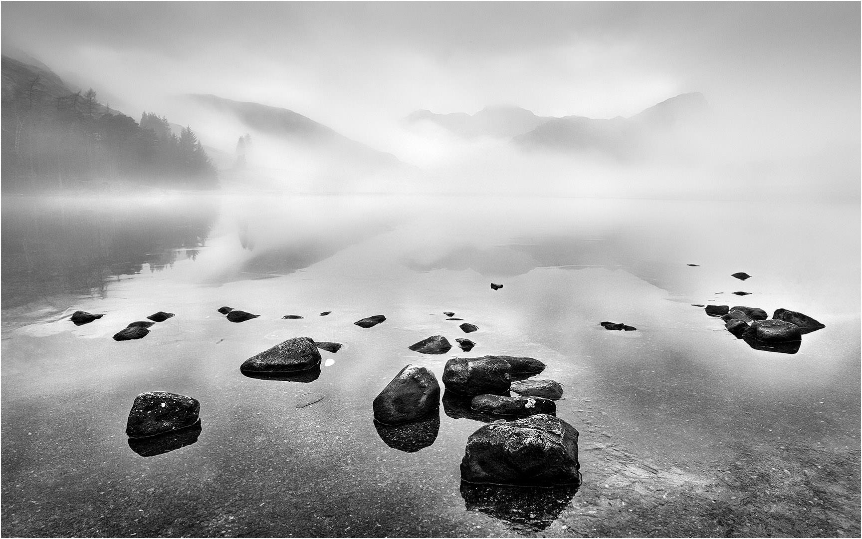 Fog on the Tarn