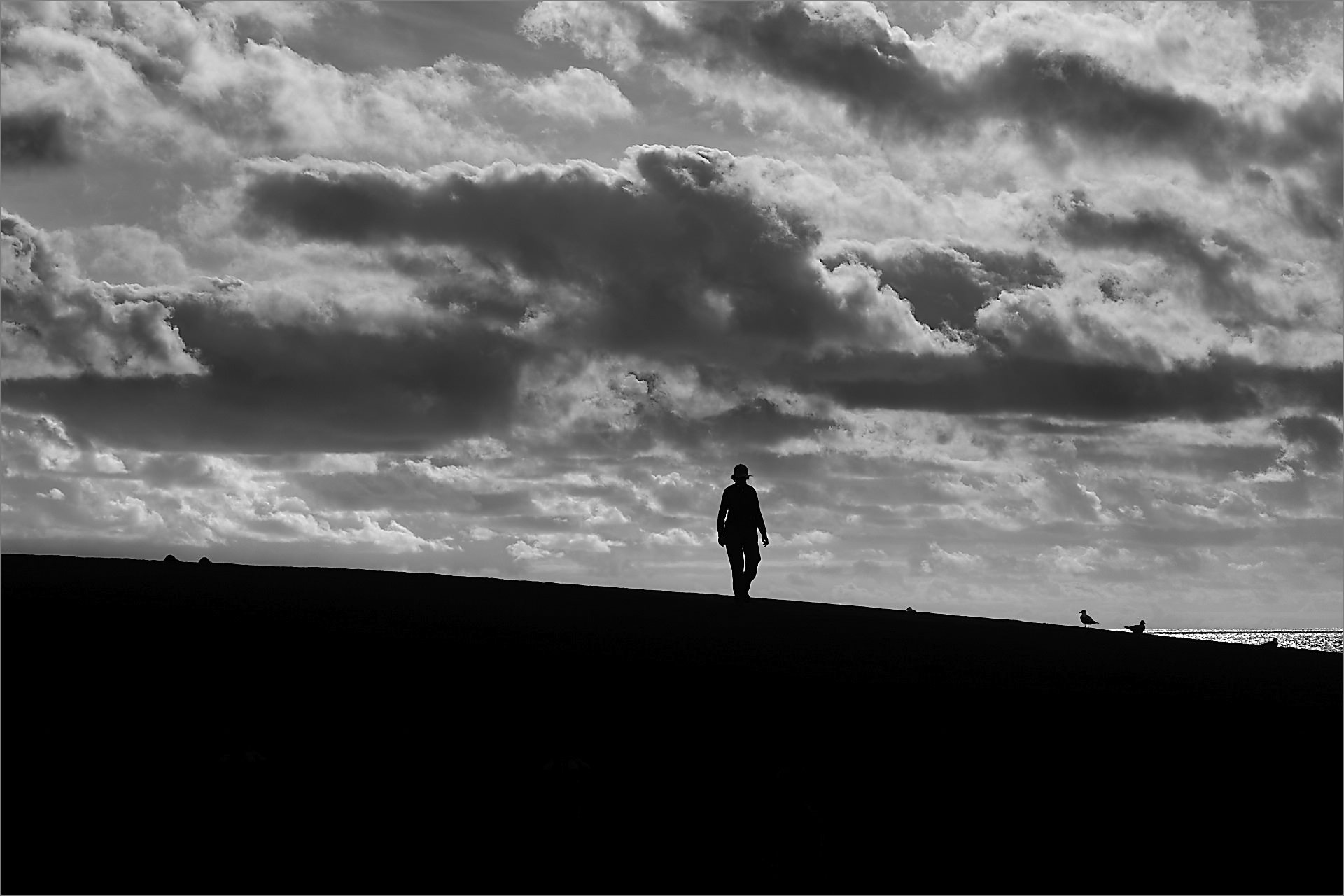 Hilltop Walking
