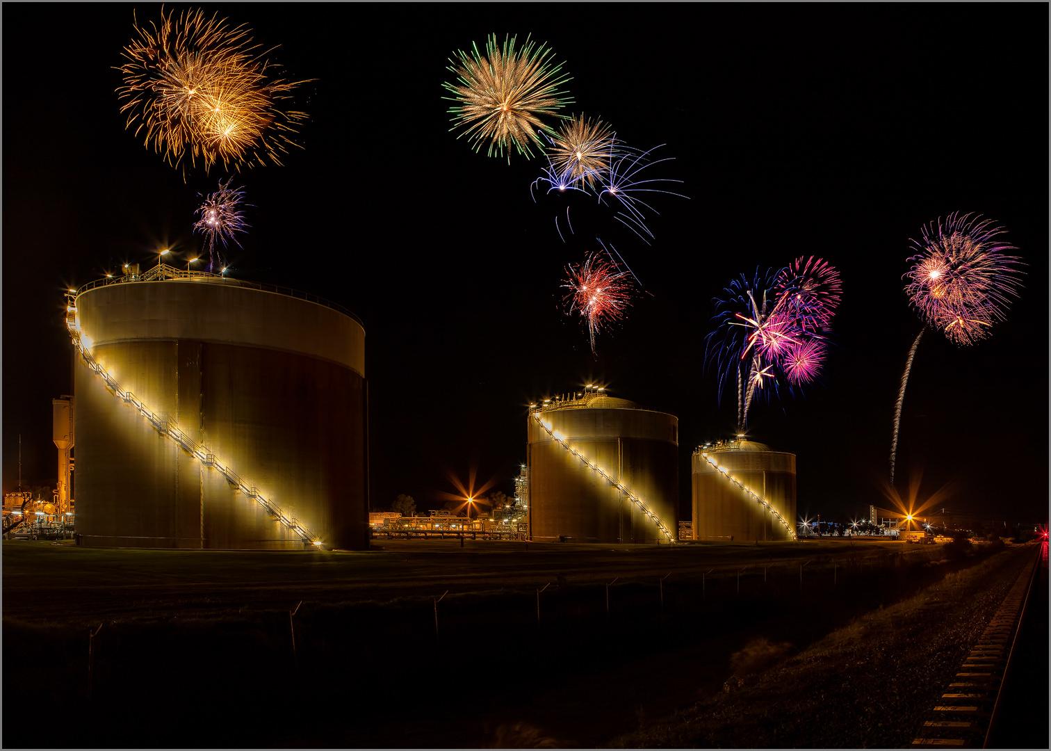 Kwinana Fireworks