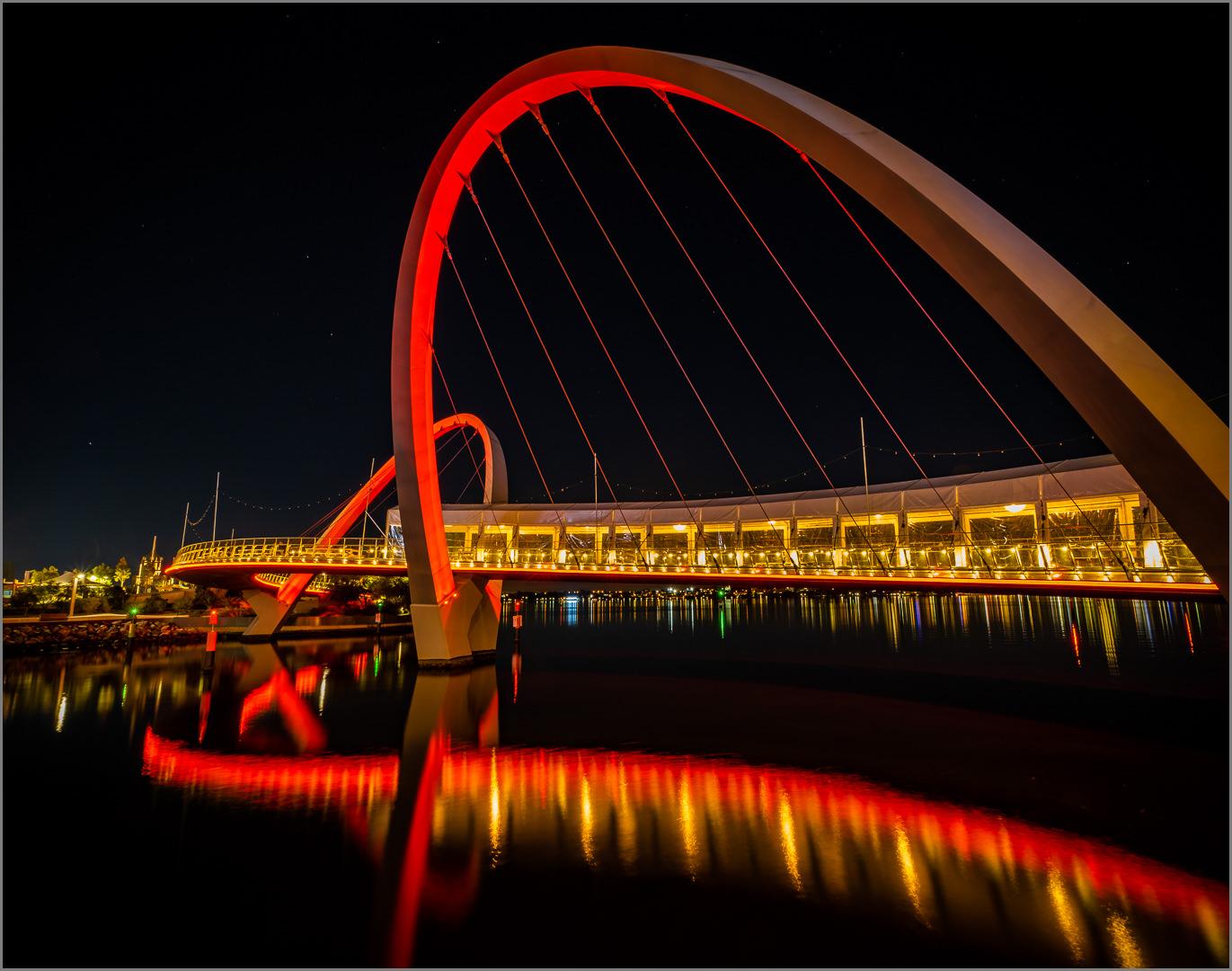 Man U Footbridge