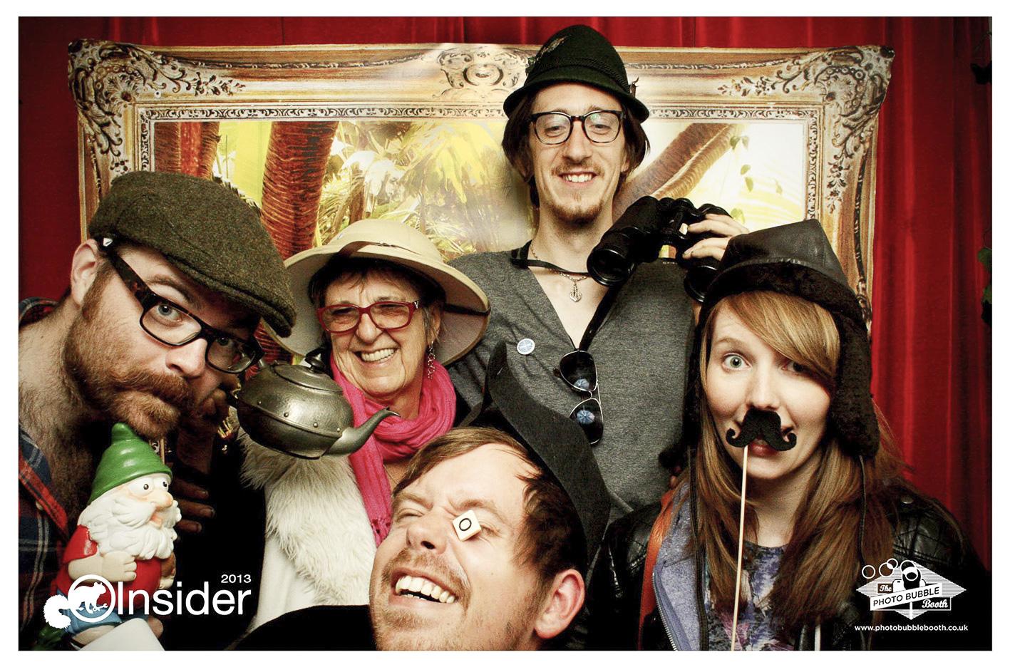 insider festival photo booth