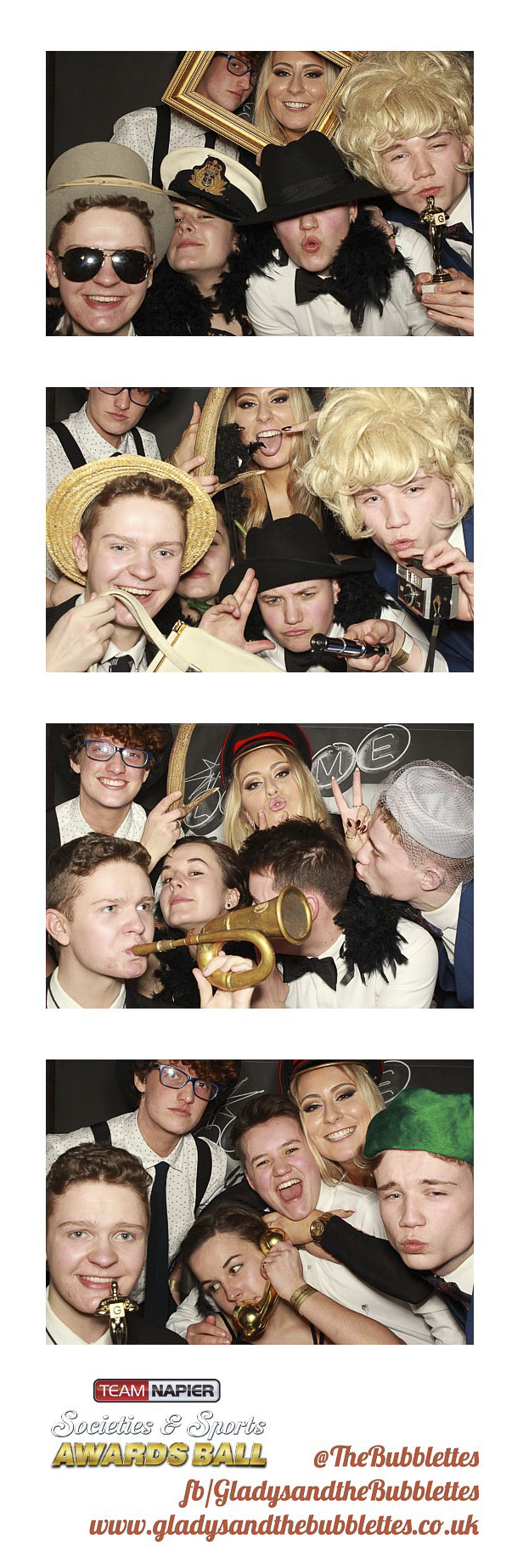 Gladys and the Bubblettes photo booth Scotland, Unique Retro & bespoke photo booths; vintage caravan photo booth, horsebox photo booth, the bed photo booth or the wireless.