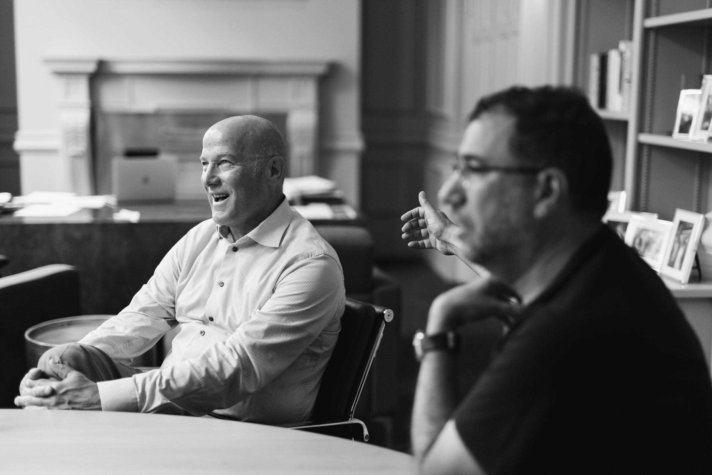 Q&A with Andy Slavitt and Mark Addicks -