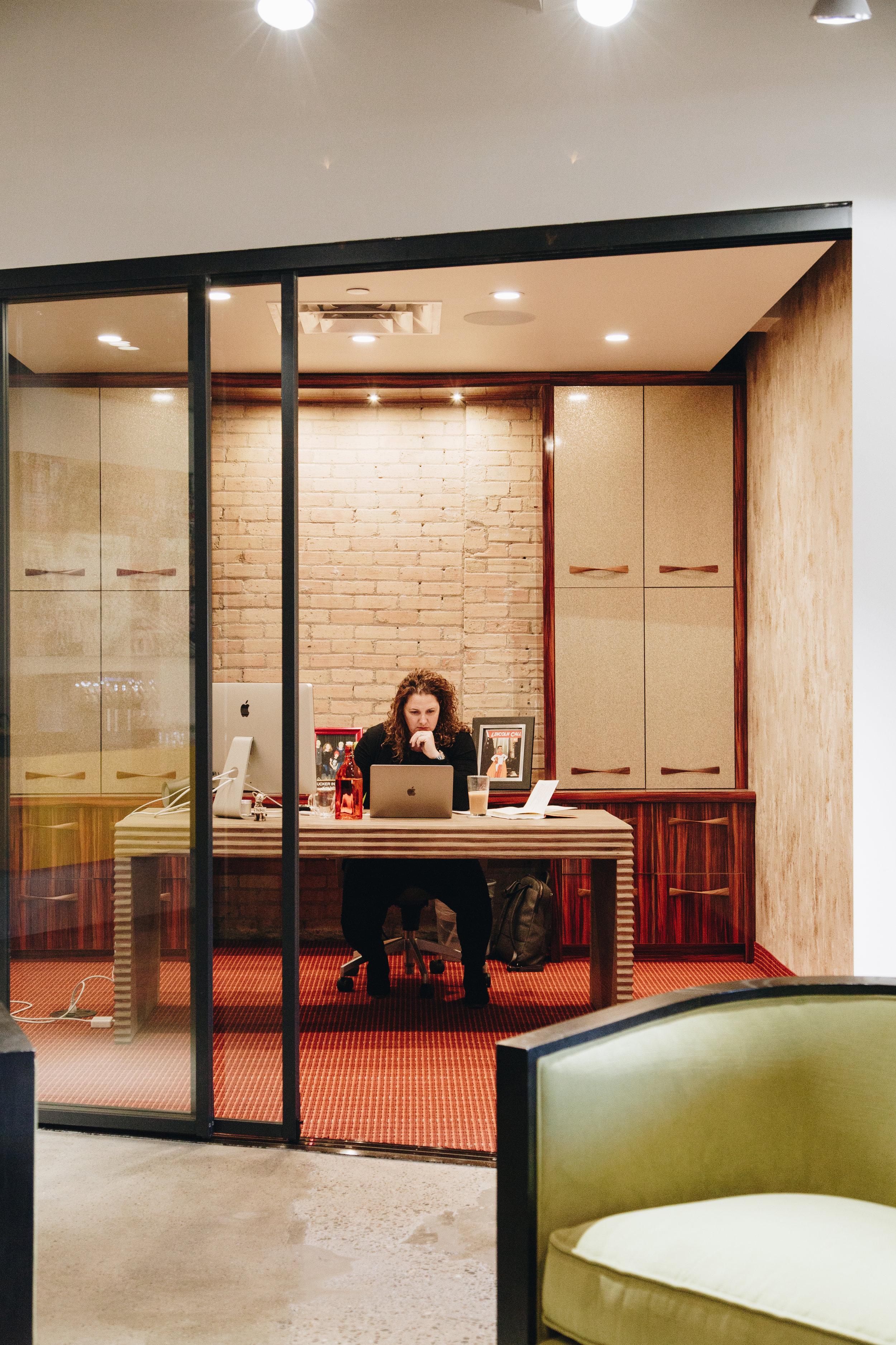 Office Envy -Media Bridge -