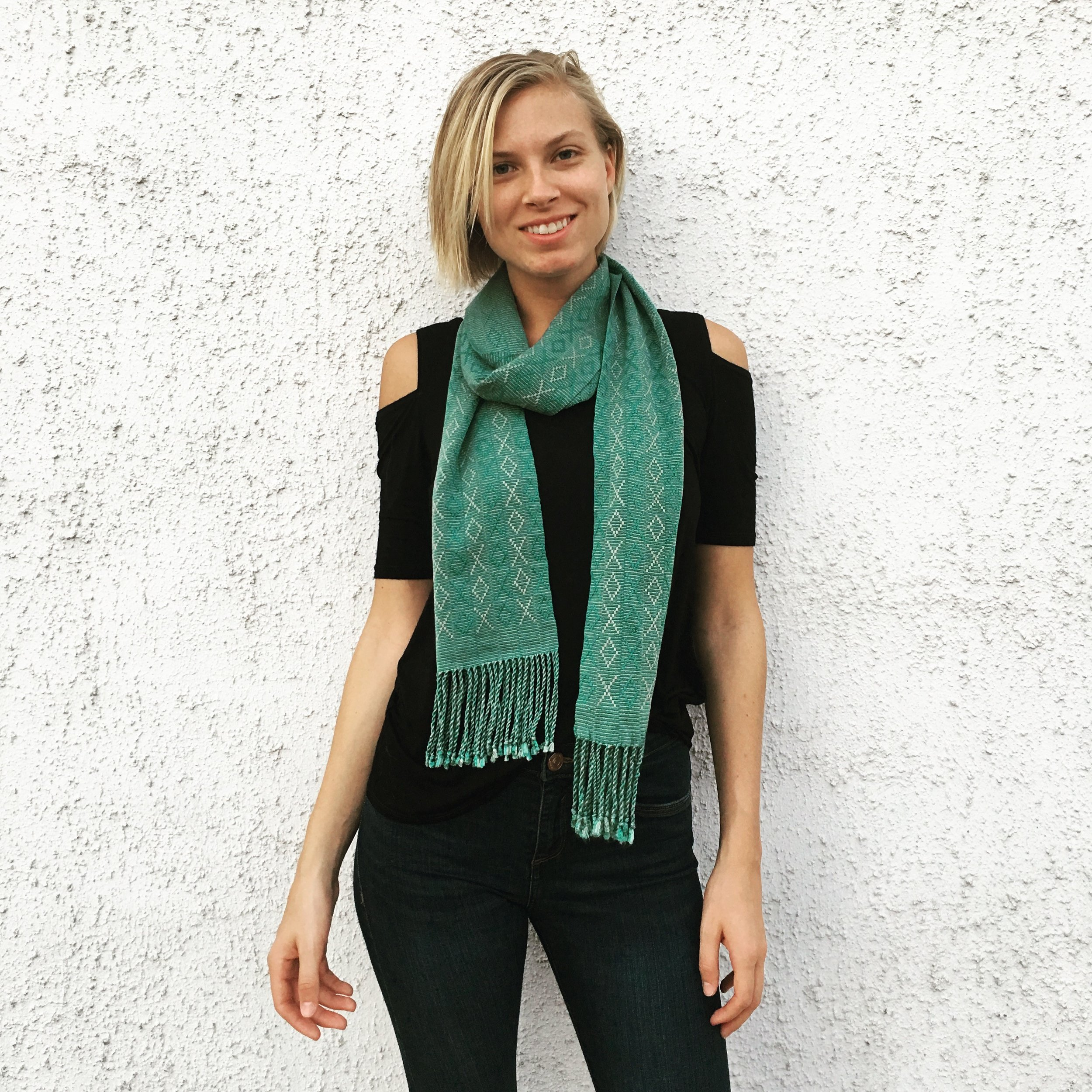 Shop Now - Each scarf is one-of-a-kind so get yours before they are gone!