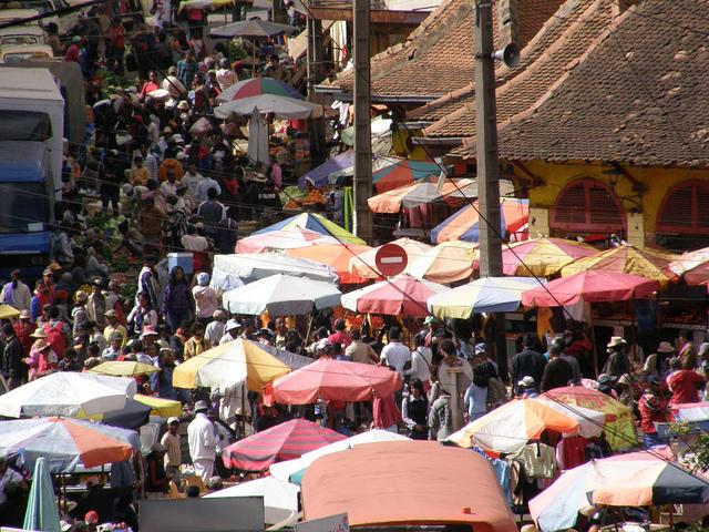 Stock photo of Antananarivo by    Rafael Medina