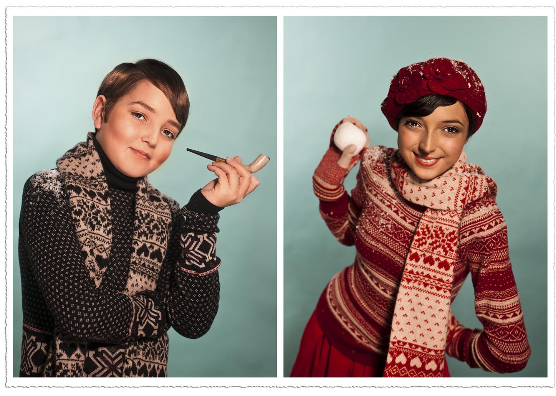 2009 – Technicolour Christmas