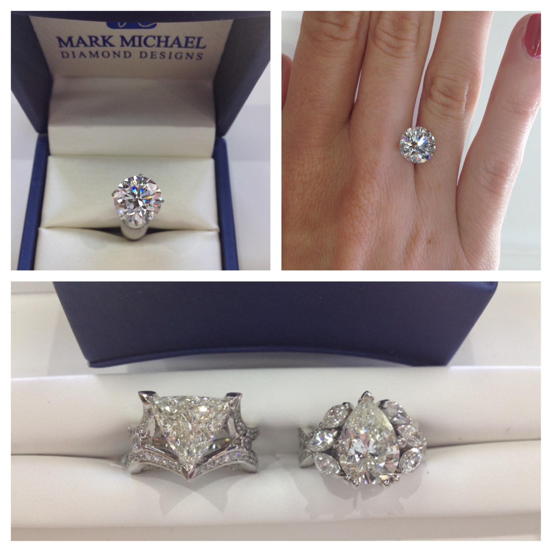 Big rare diamonds