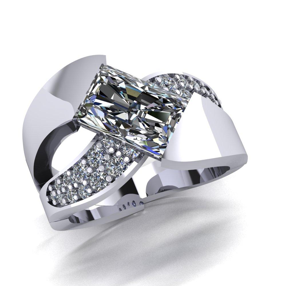 bold contemporary modern twist engagement ring.jpg
