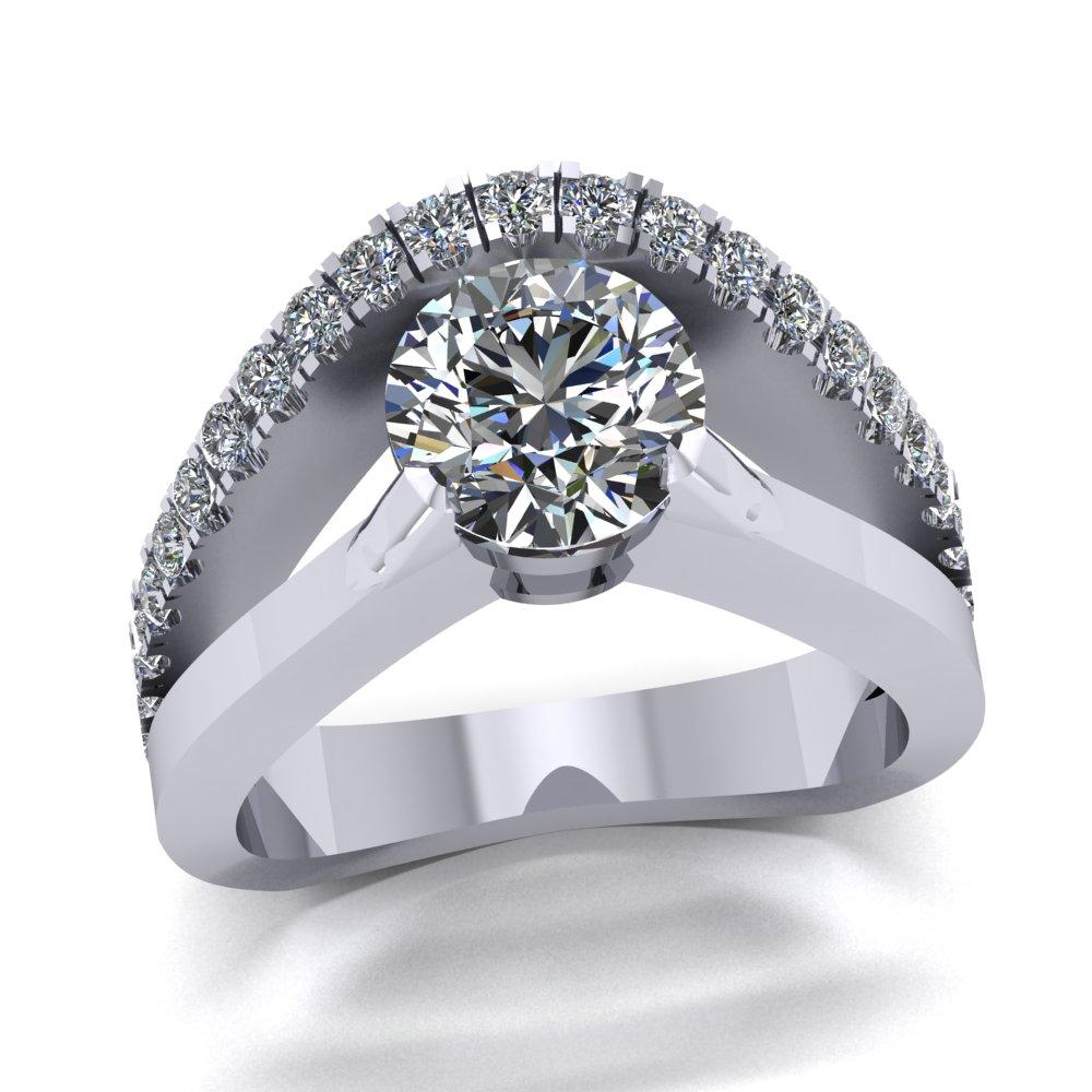 Contemporary bold diamond engagement ring.jpg